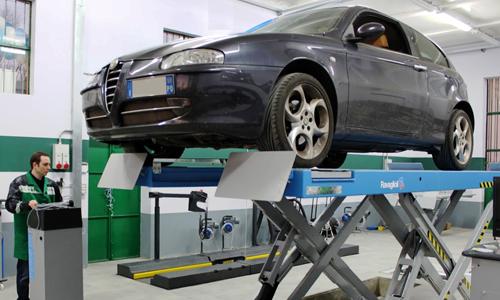 Global Auto Service: Azienda