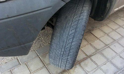 Revisione: Assi, pneumatici, sospensioni